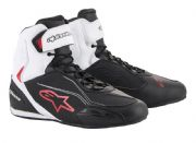 Alpinestars Faster3 Shoes Black/White/Red